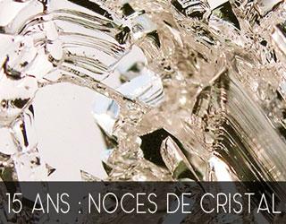 15 Ans De Mariage Noces De Cristal