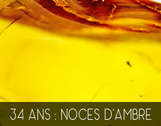 noces d'ambre